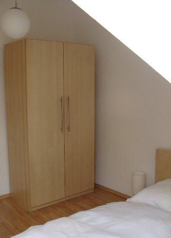Appartement 005_ Schlafzimmer 2