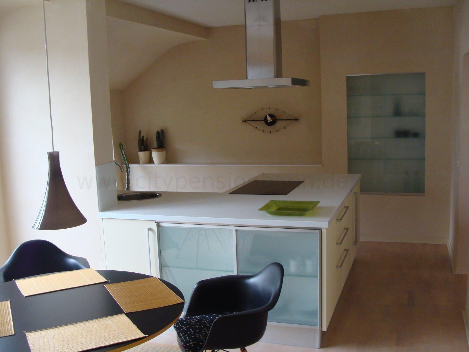 Südstadt Appartement 019 | Citypension Bonn